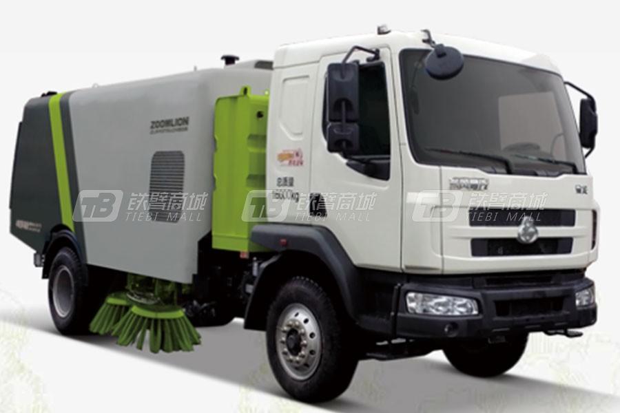 盈峰环境ZLJ5163TSLX1LZE5湿式扫路车