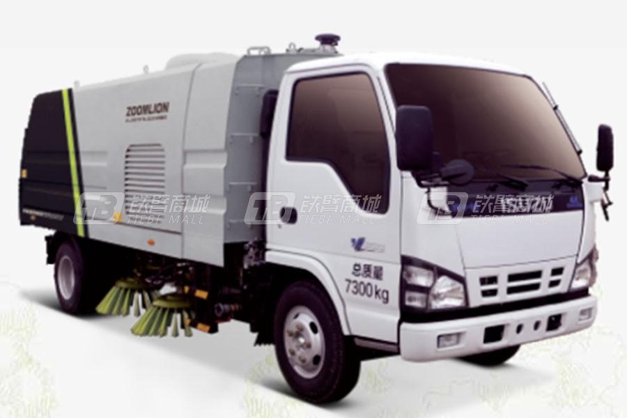 中联重科ZLJ5073TSLQLE5湿式扫路车