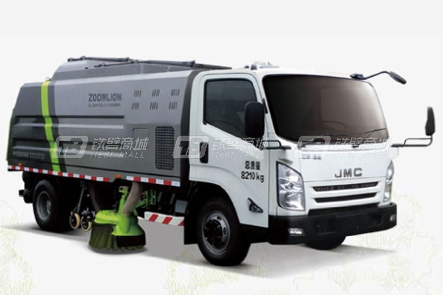 中联重科ZLJ5084TSLX1JXE5环保型干式扫路车