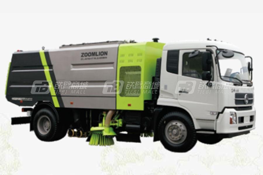 中联重科ZLJ5184TSLDFE5干式扫路车