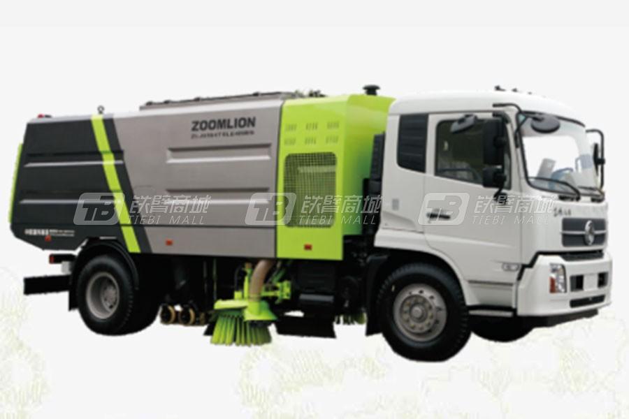中联重科ZLJ5164TSLDFE5NG干式扫路车