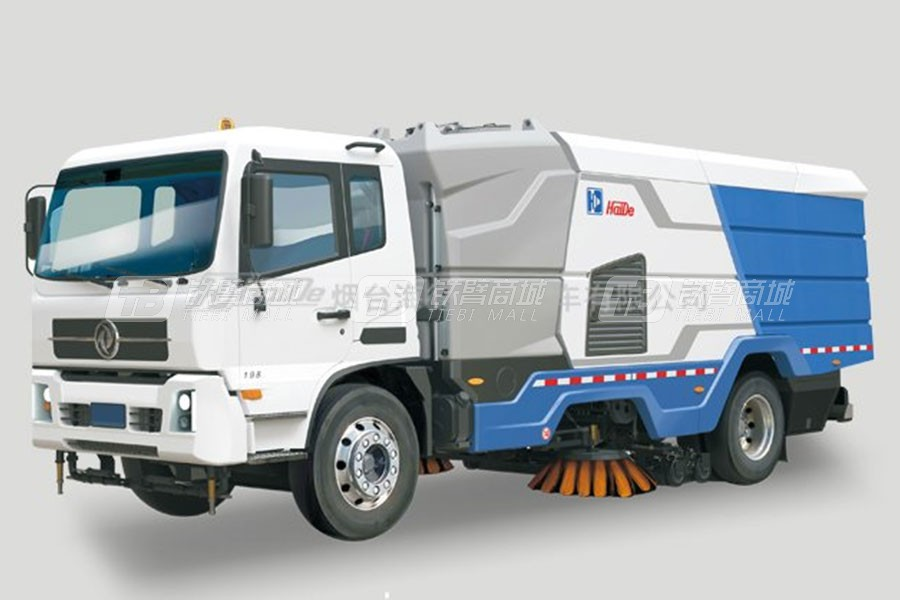海德CHD5180TXSM洗扫车