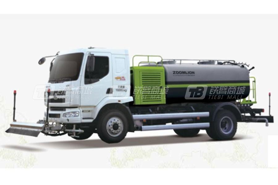 盈峰环境ZLJ5162GQXLZE5B2高压清洗车