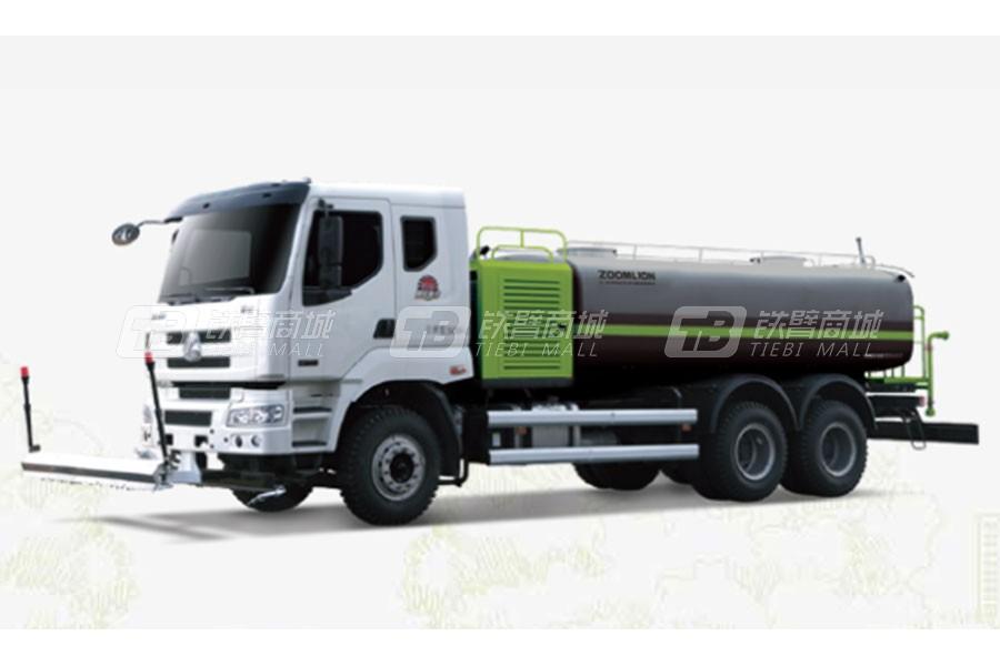 中联重科ZLJ5250GQXE5高压清洗车