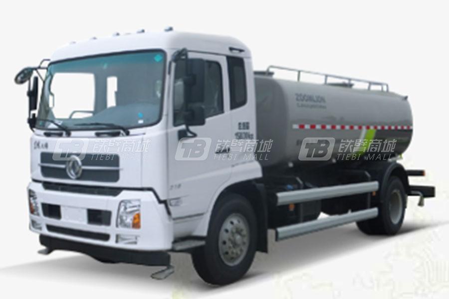 盈峰环境ZLJ5163GQXDF1E5低压清洗车