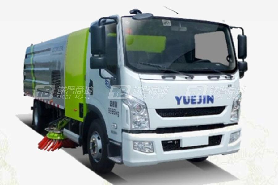 盈峰环境ZBH5103TSLSHBEV湿式扫路车