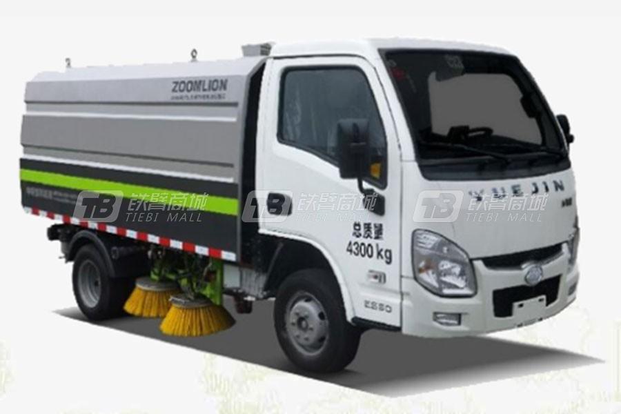 中联重科ZBH5043TSLSHBEV湿式扫路车