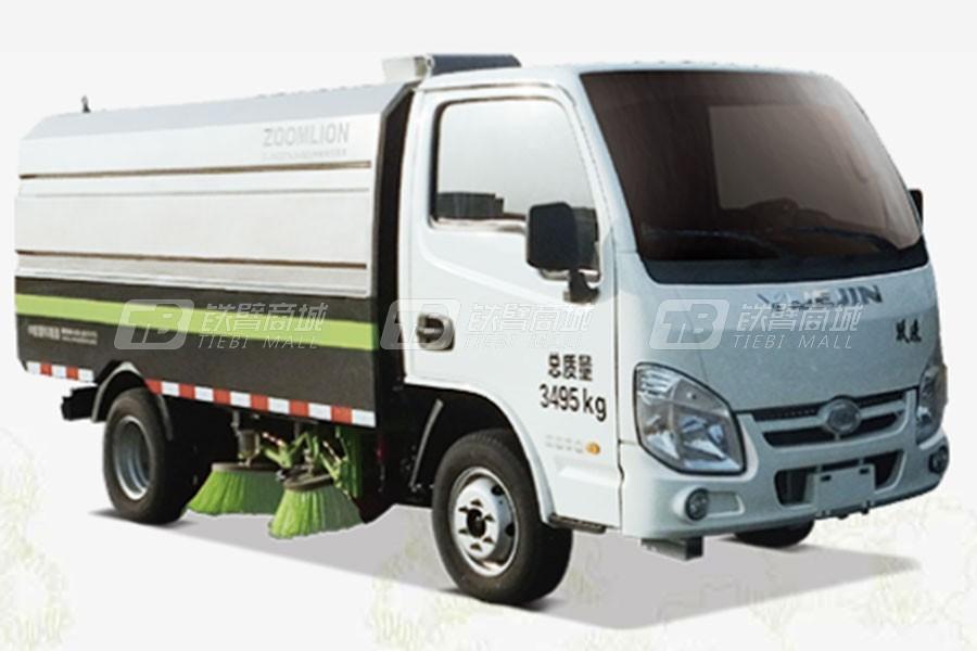 中联重科ZLJ5033TSLNJBEV湿式扫路车