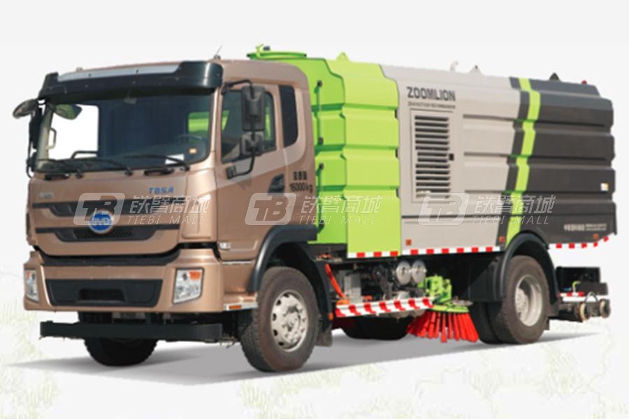 中联重科ZBH5160TXSBYBEV洗扫车