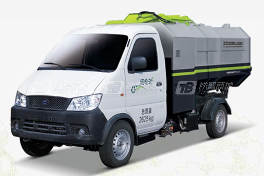中联重科ZLJ5031ZZZZLBEV自装卸式垃圾车