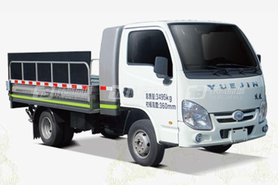 中联重科ZLJ5030CTYNJBEV桶装垃圾车