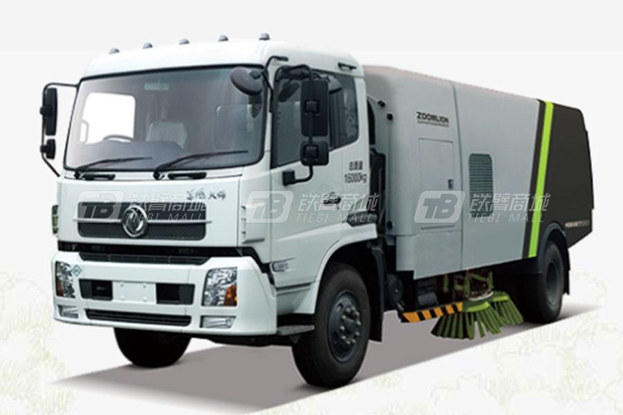 盈峰环境ZLJ5163TSLEQE5NG湿式扫路车