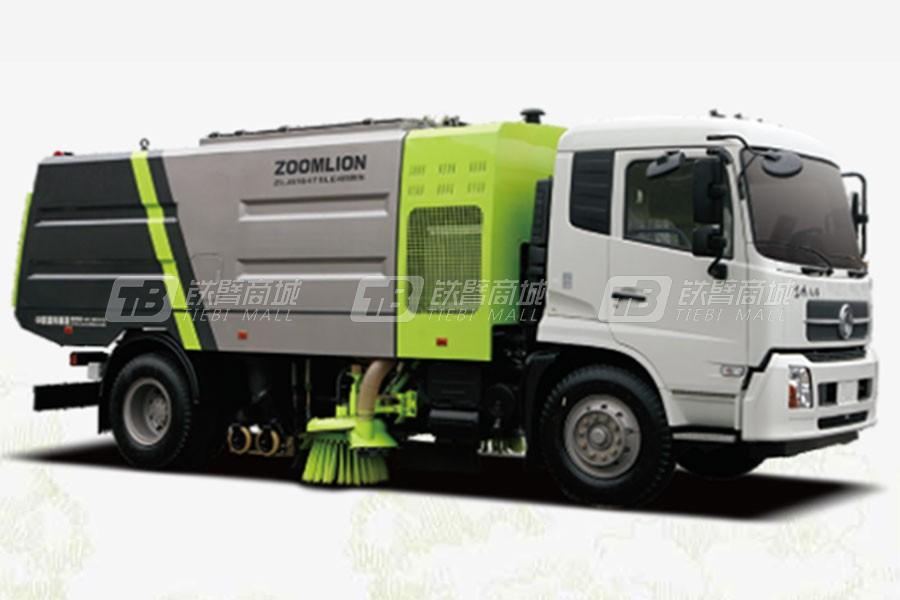 中联重科ZLJ5164TSLDFE5NG (NG)干式扫路车