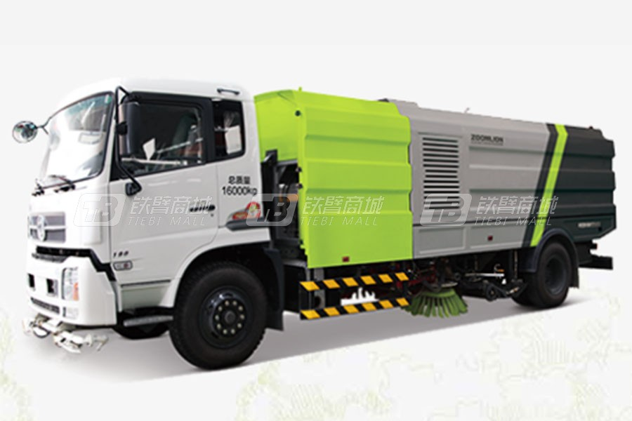 中联重科ZLJ5160TXSEQE5NG(NG)洗扫车