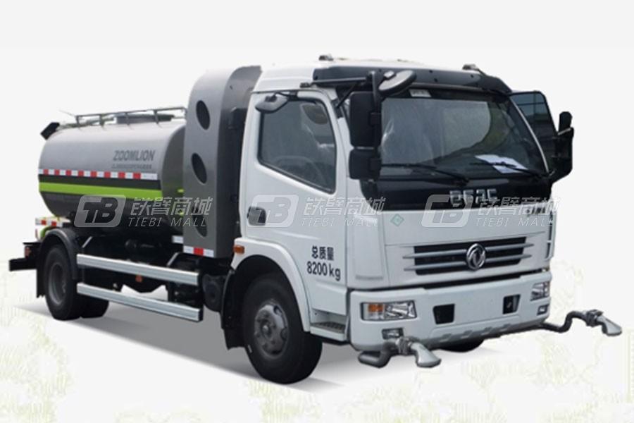 盈峰环境ZLJ5083GQXDFE5NG低压清洗车