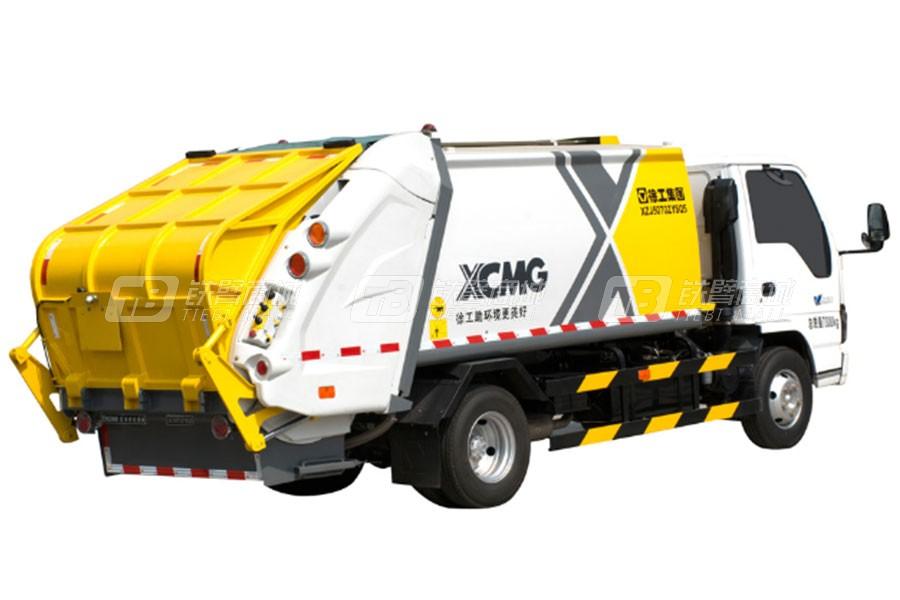 徐工XZJ5070ZYSQ5后装压缩式垃圾车