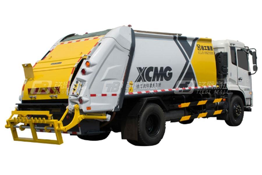 徐工XZJ5160ZYSD5后装压缩式垃圾车