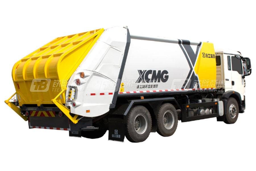 徐工XZJ5250ZYSD5后装压缩式垃圾车