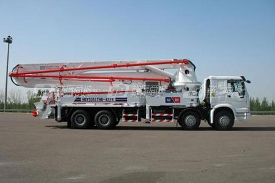 铁力士HDT5340THB-42/4混凝土泵车