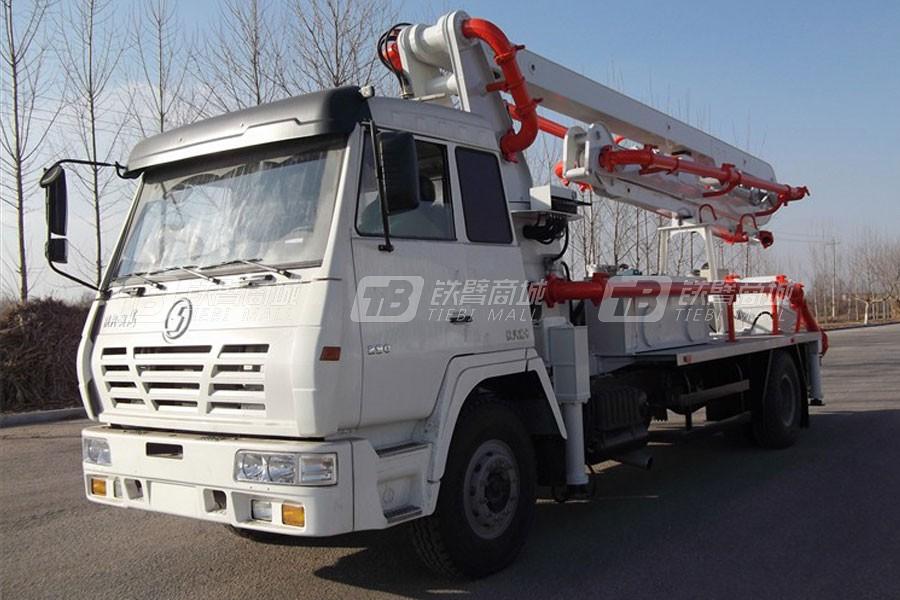 铁力士HTD5180THB-24/3混凝土泵车