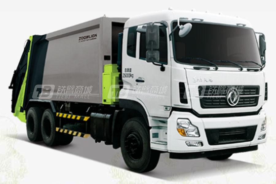 中联重科ZLJ5251ZYSDFE5美系压缩式垃圾车