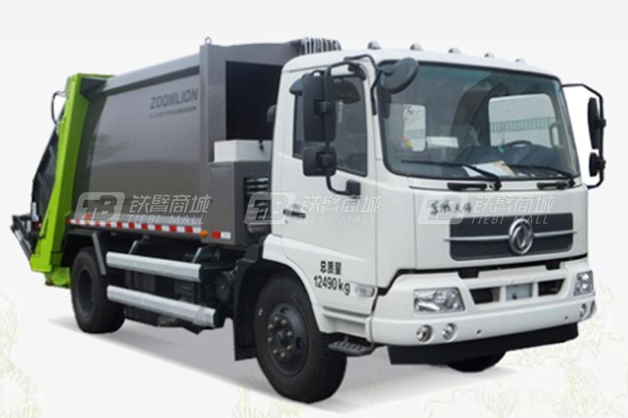 中联重科ZLJ5120ZYSDF1E5美系压缩式垃圾车