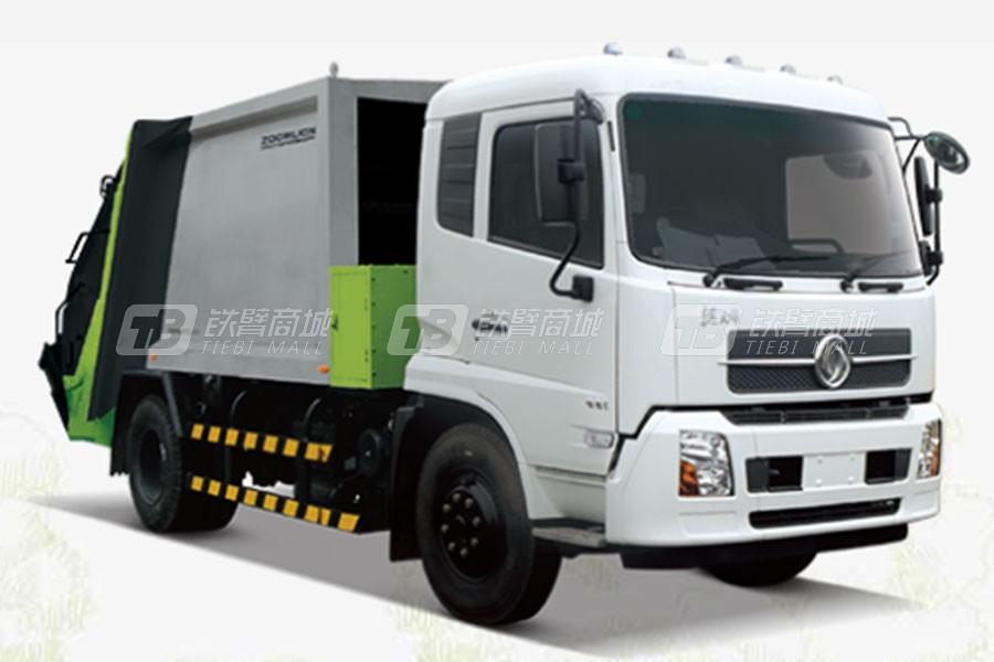 中联重科ZLJ5120ZYSDFE5美系压缩式垃圾车