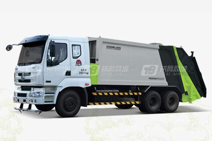 盈峰环境ZLJ5251ZYSLZE5美系压缩式垃圾车