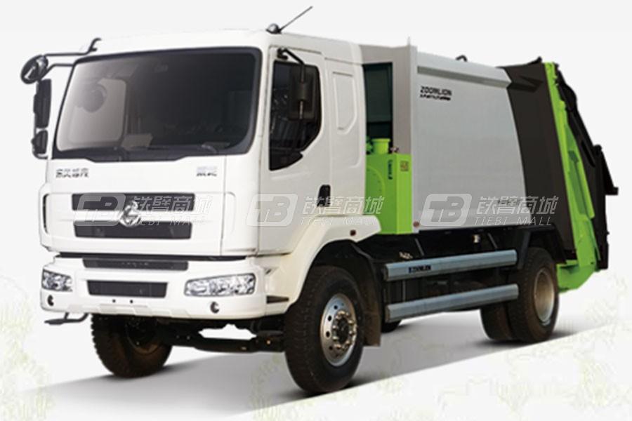 中联重科ZLJ5160ZYSLZE5美系压缩式垃圾车