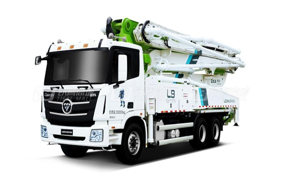 雷萨重机GTL BJ5449THB-AA混凝土泵车