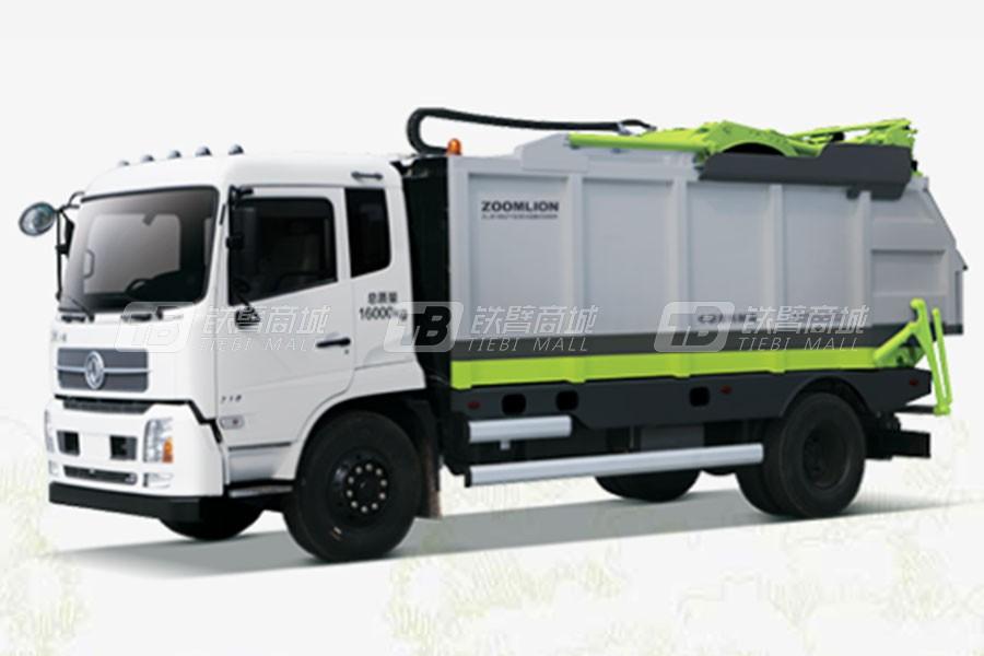 中联重科ZLJ5169ZYSDFE5无泄漏压缩式垃圾车