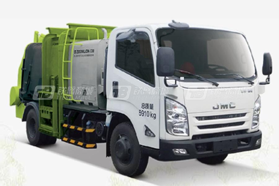 中联重科ZLJ5070TCAJXE5餐厨垃圾车