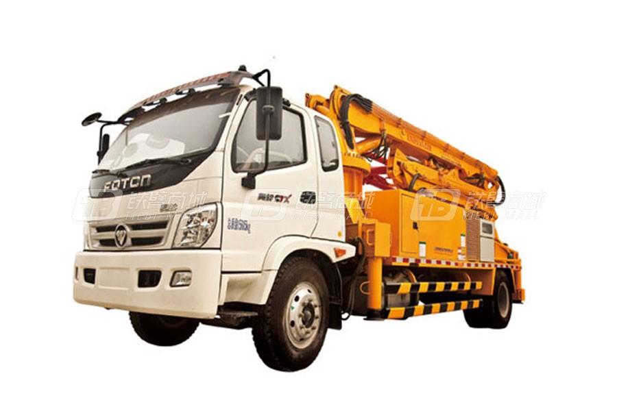 犀牛XND5160-25M混凝土泵车