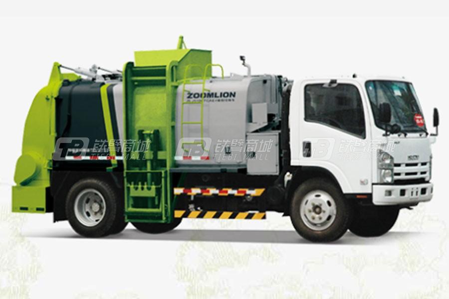 中联重科ZLJ5100TCAQLE5餐厨垃圾车