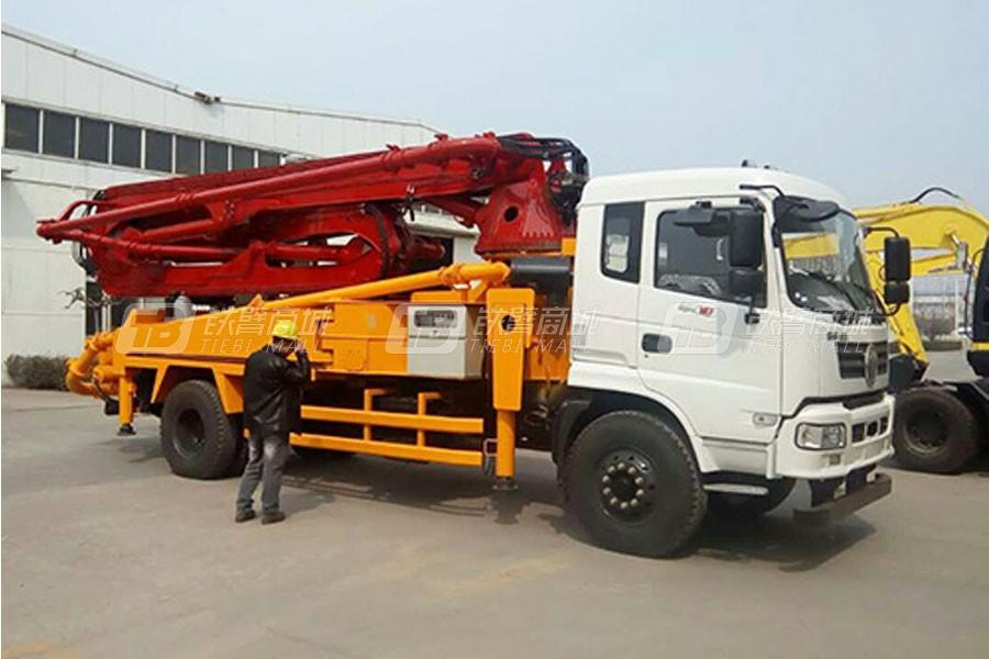 犀牛XND5196-32M混凝土泵车