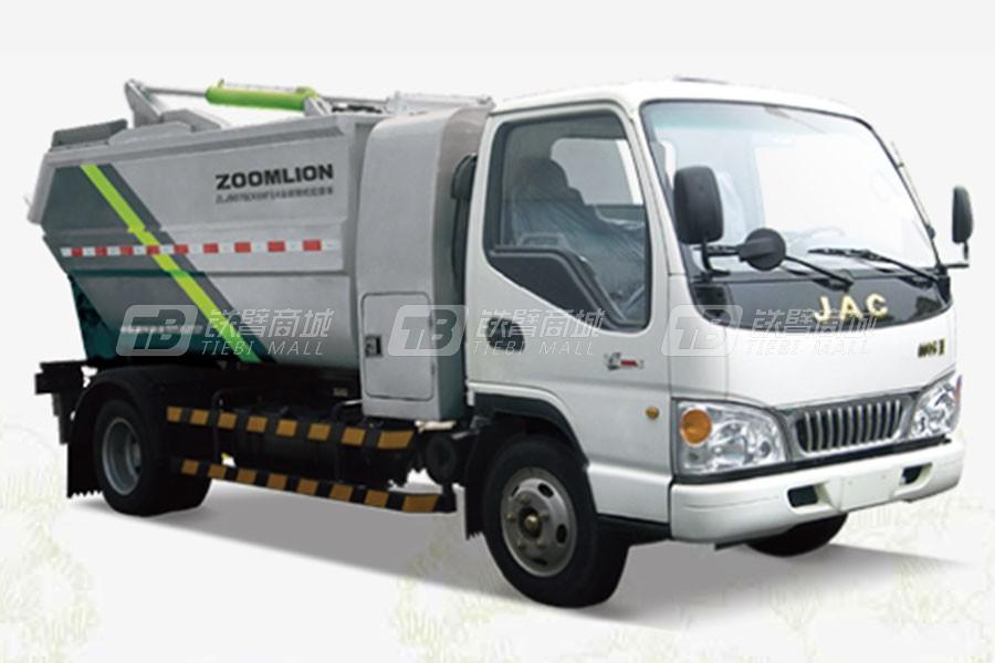 中联重科ZLJ5070ZZZHFE5自装卸式垃圾车