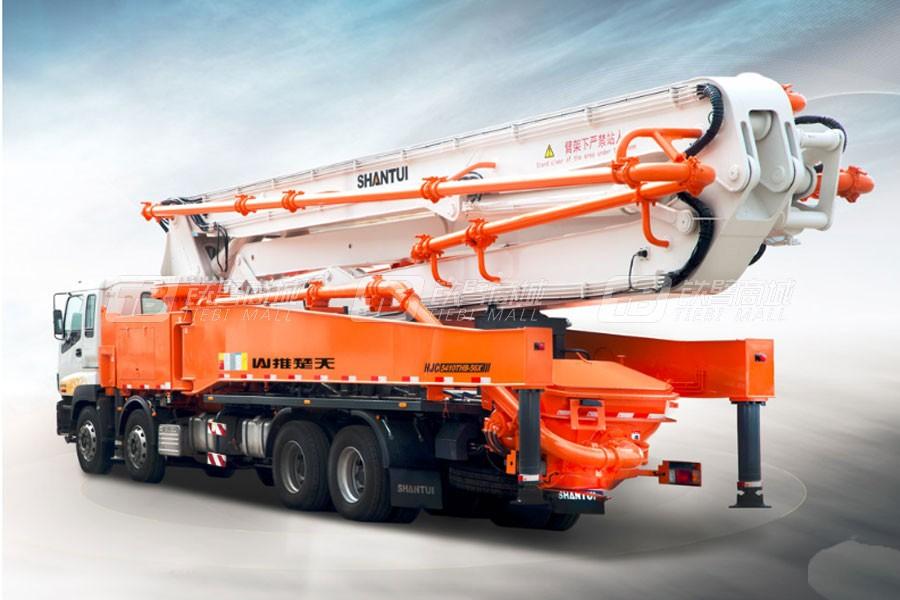 山推建友HJC5410THB-56混凝土泵车