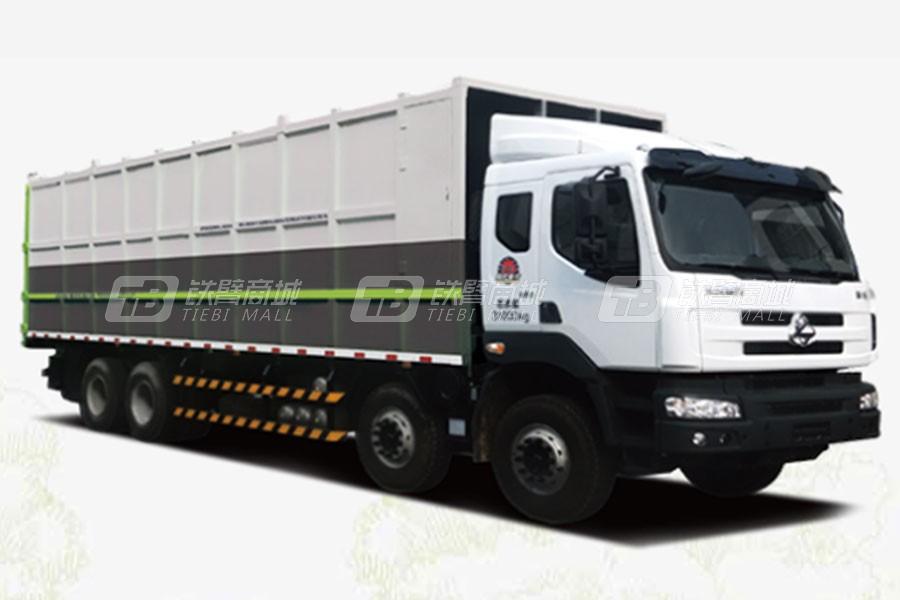 中联重科ZLJ5311ZDJLZE5压缩式对接垃圾车