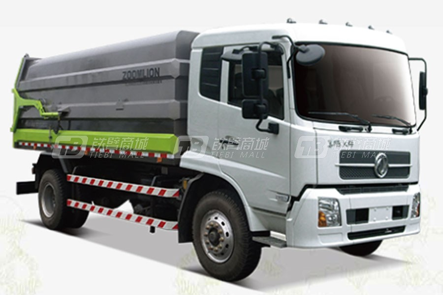 中联重科ZLJ5160ZDJDFE5压缩式对接垃圾车