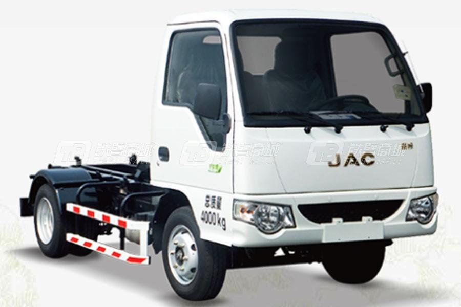 中联重科ZLJ5040ZXXHFE5车厢可卸式垃圾车