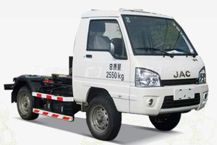 盈峰环境ZLJ5031ZXXHFE5车厢可卸式垃圾车