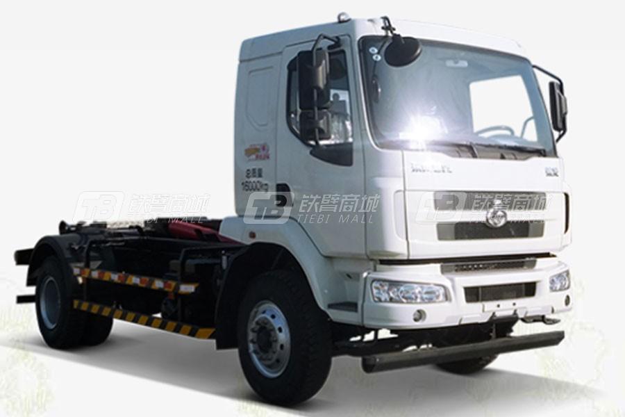 中联重科ZLJ5160ZXXLZE5车厢可卸式垃圾车