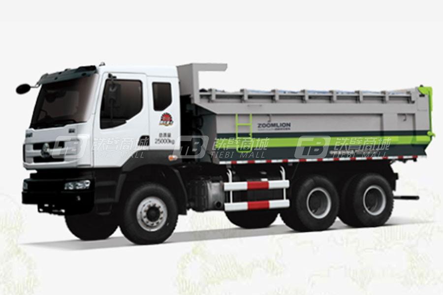 中联重科ZLJ5251ZLJLZE5渣土车