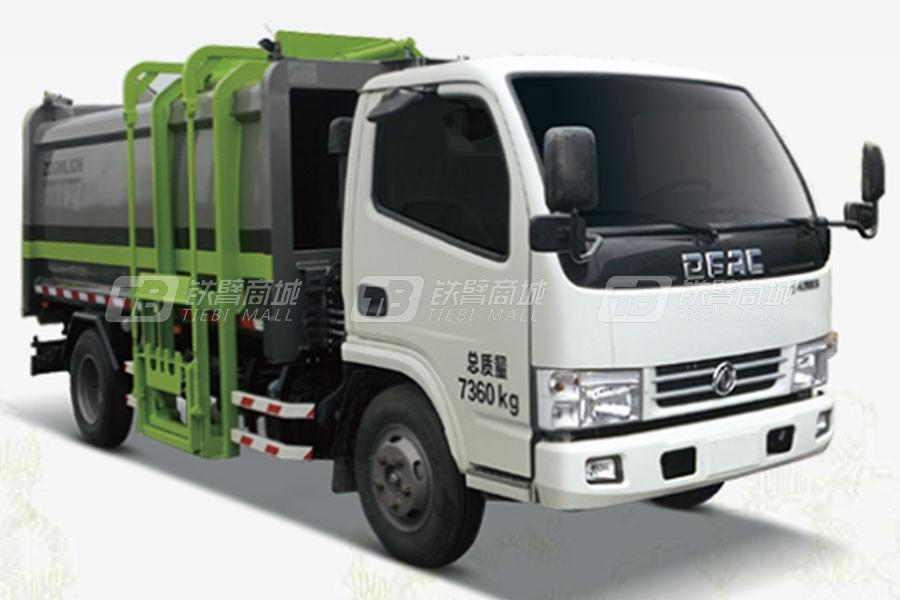 中联重科ZLJ5073ZYSEQE5压缩式垃圾车