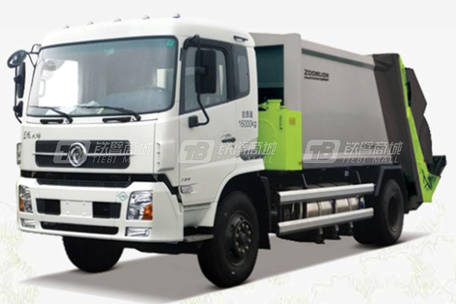 中联重科ZLJ5160ZYSEQE5NG美系压缩式垃圾车