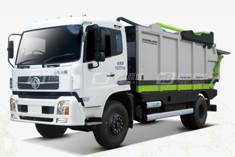 中联重科ZLJ5169ZYSEQE5NG无泄漏压缩式垃圾车