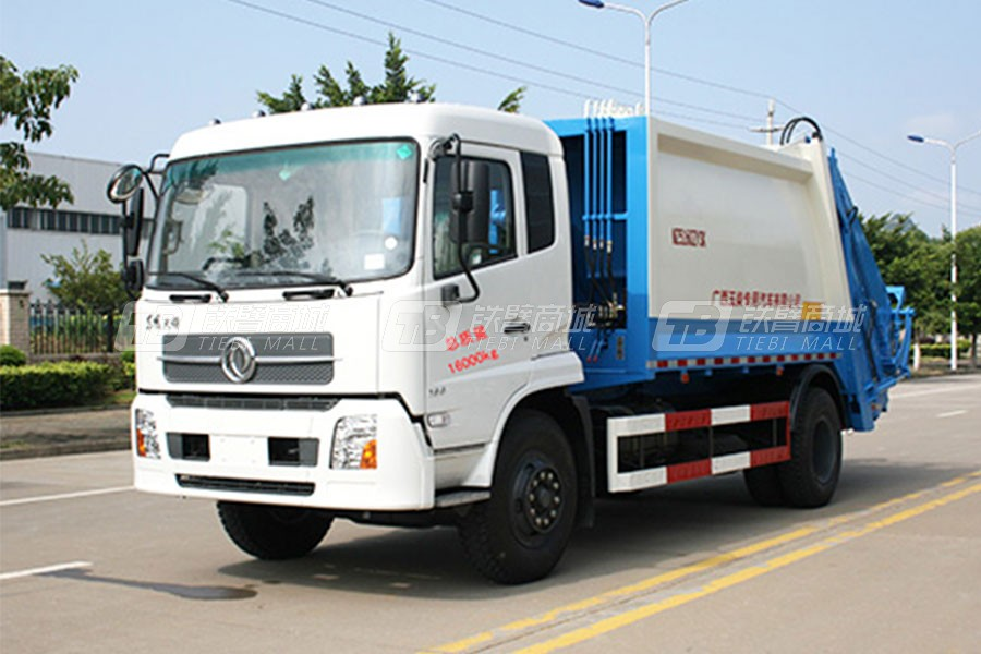 象力NZ5250ZYS无筋条系列压缩式垃圾车