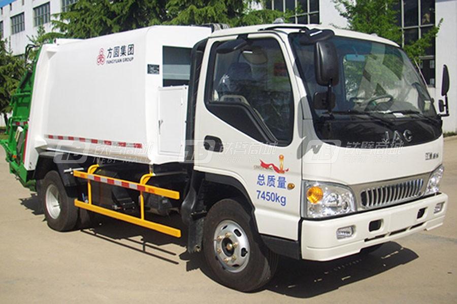 方圆YG5160垃圾车(12方)