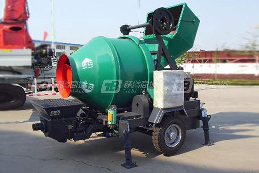 方圆SBS20-08-30砂浆拖泵