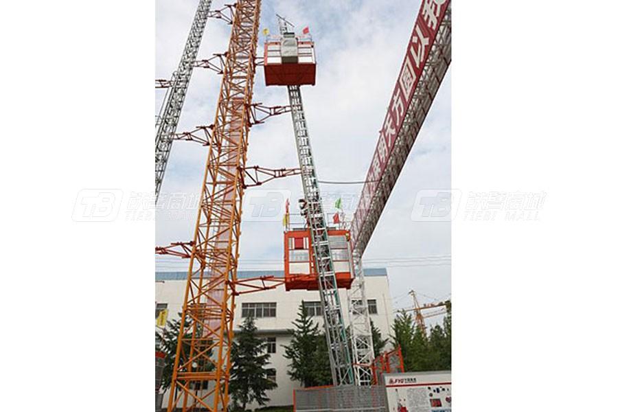 方圆SC200/200倾斜式施工升降机